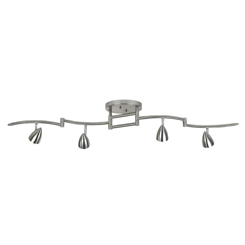 Pro Track® Axel4-Light Swing Arm LED Track Light Kit