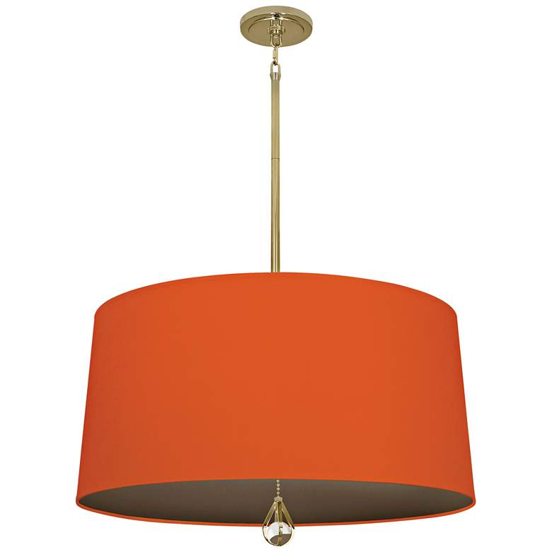 """Custis Collection 25 1/2""""W William of Orange - Storm Pendant"""
