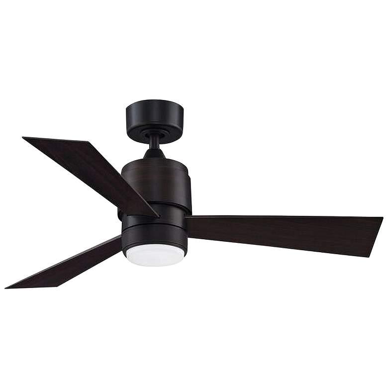 """52"""" Fanimation Zonix Wet Custom Dark Bronze LED Ceiling Fan"""