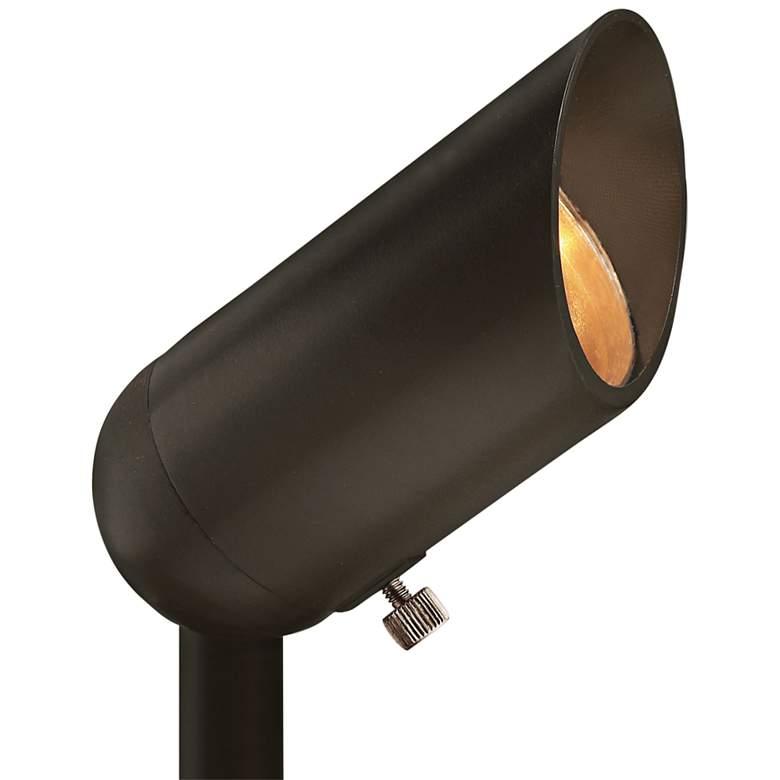 """Hinkley Allen 3 1/4""""H Bronze 12W 3000K LED Accent Spot Light"""