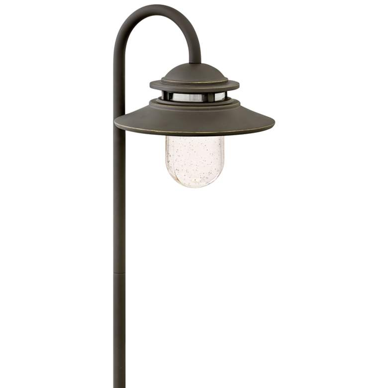 "Hinkley Atwell 25 1/2"" High Oil-Rubbed Bronze Path Light"