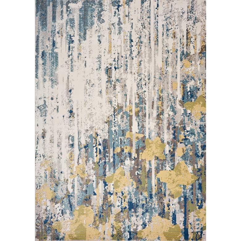 Arte 6100 5'x7' Ivory Vista Area Rug