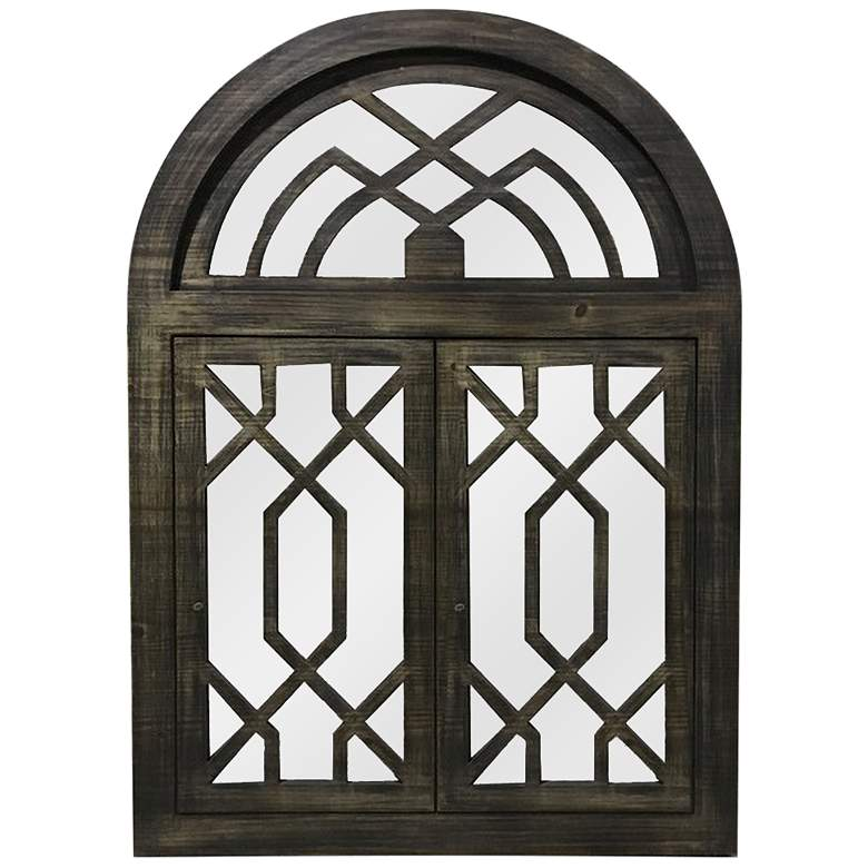 """Royal Arch Camouflage 31 1/2"""" x 45 1/4"""" Wall Mirror"""