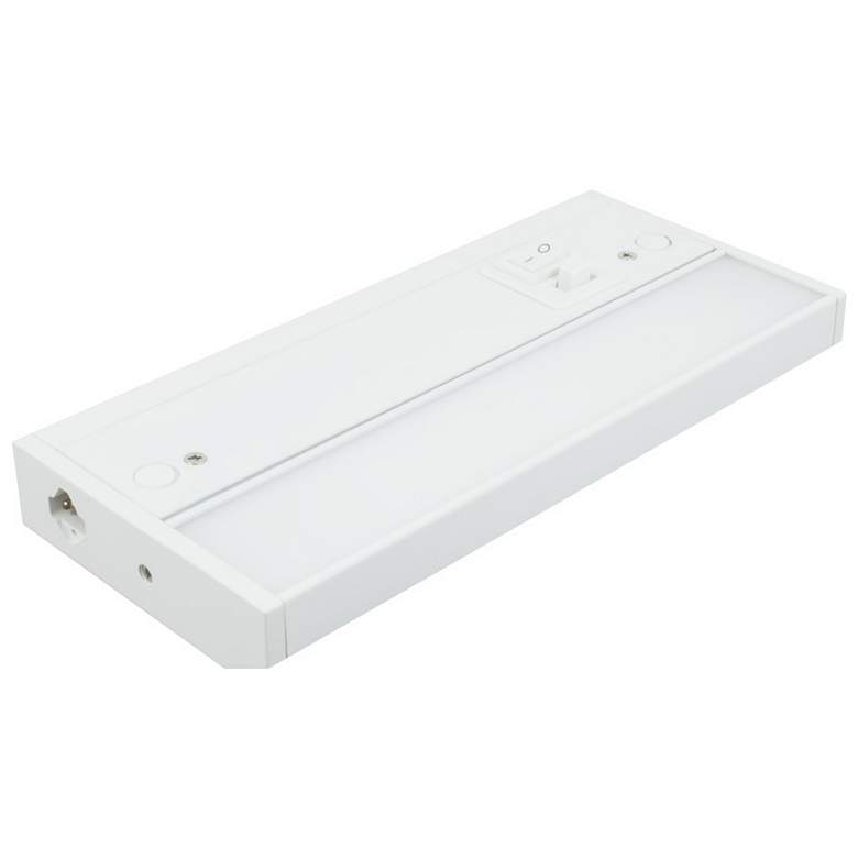 "LED Complete-3 White 8"" Wide Under Cabinet Light"