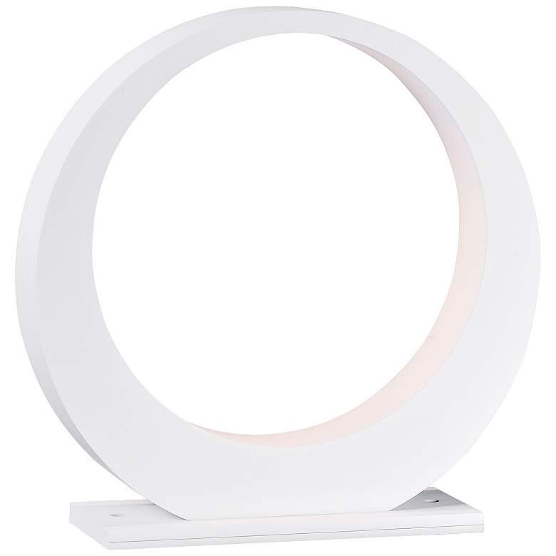 """ET2 Alumilux 13 1/2"""" High White LED Landscape Path Light"""
