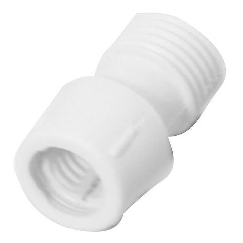 White Splice Connector for LED Flexbrite Bulk Reels 10-Pack