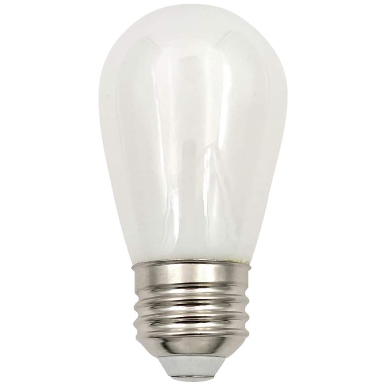 60W Equivalent Tesler Frost/Milky 5.5W LED Dimmable ST14