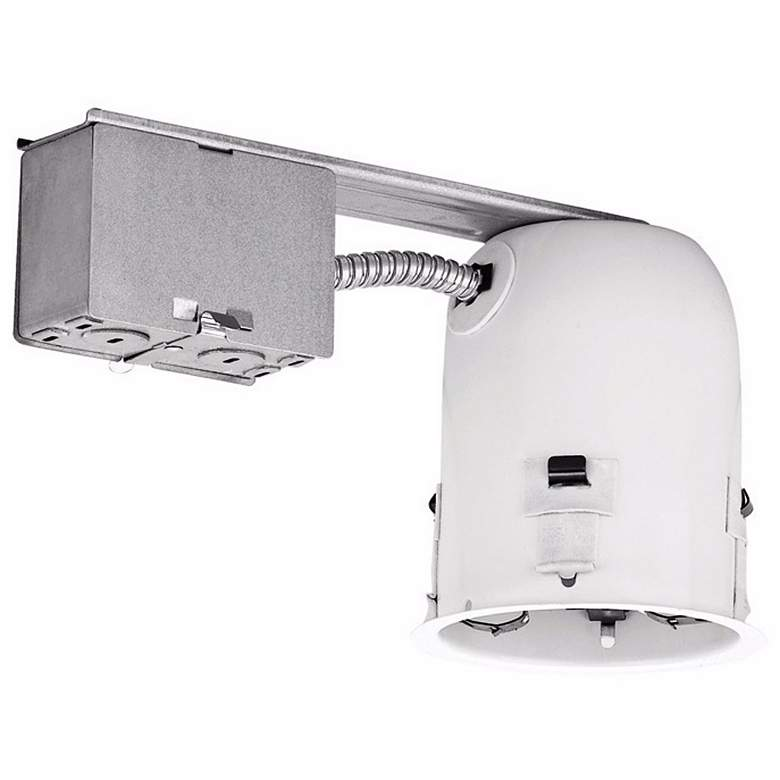 """WAC 4"""" Recessed NIC Shallow Remodel Housing"""