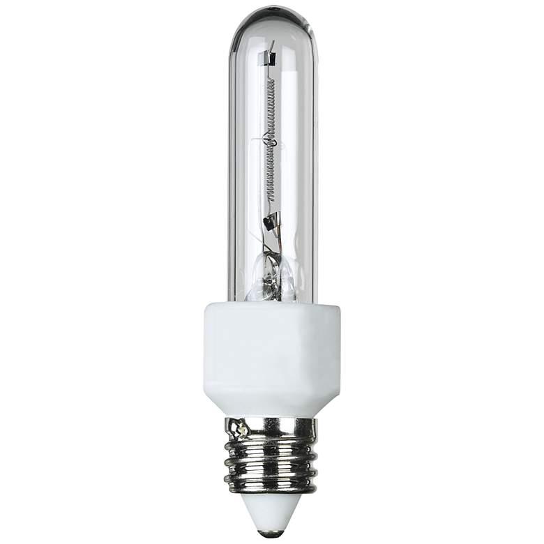 Mini-Can Krypton-Xenon 40 Watt Clear Light Bulb
