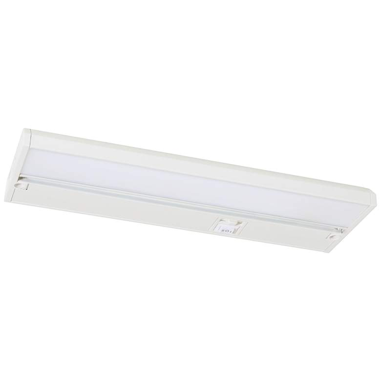 "Koren 9"" Wide White LED Under Cabinet Light"