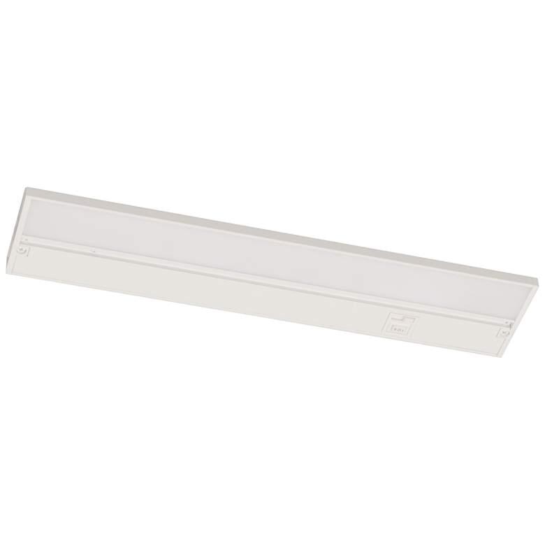"""Koren 14"""" Wide White LED Under Cabinet Light"""