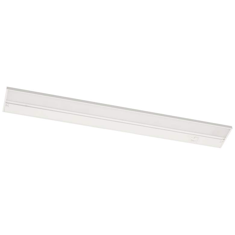 "Koren 22"" Wide White LED Under Cabinet Light"