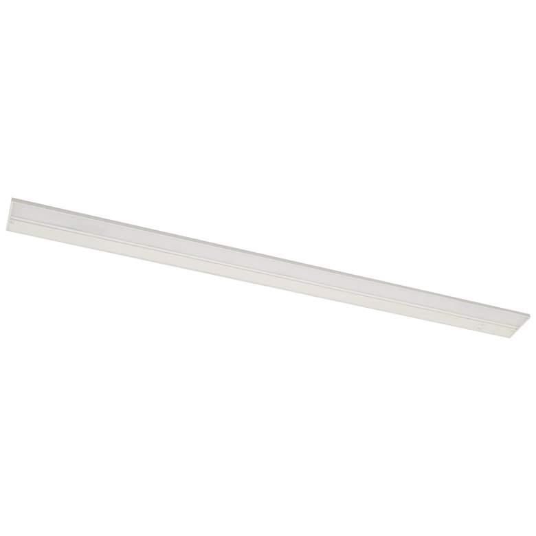 """Koren 40"""" Wide White LED Under Cabinet Light"""