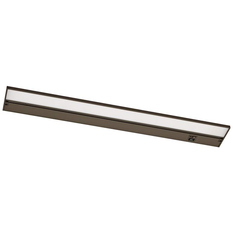 "Koren 22"" Wide Oil-Rubbed Bronze LED Under Cabinet"