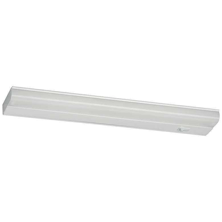 "Led T5L 12"" Wide White LED Under Cabinet Light"