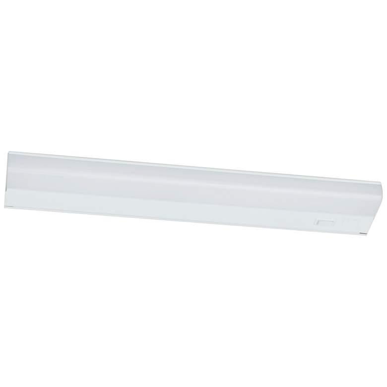 "Led T5L 21"" Wide White LED Under Cabinet Light"