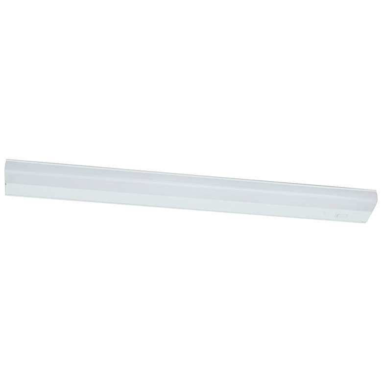 "Led T5L 21"" Wide Oil-Rubbed Bronze LED Under Cabinet Light"