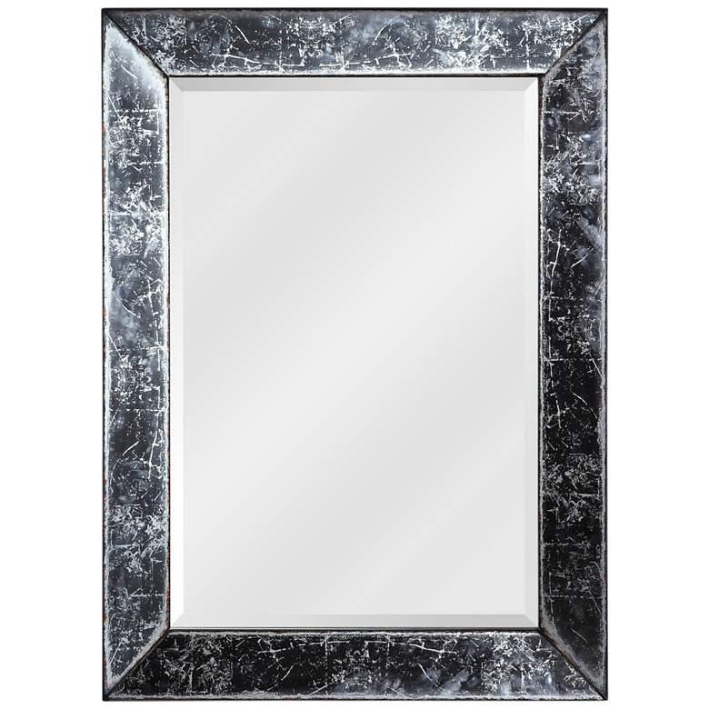 """Uttermost Isla Vintage Antique 32"""" x 44"""" Wall Mirror"""