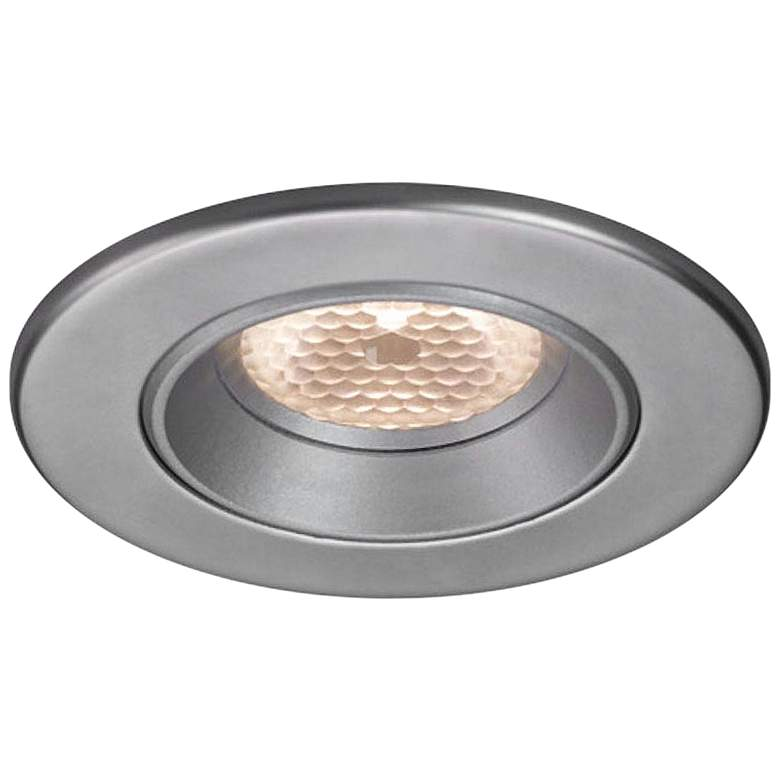 Bruck Ledra 12 4 Matte Chrome Complete Led Recessed Kit
