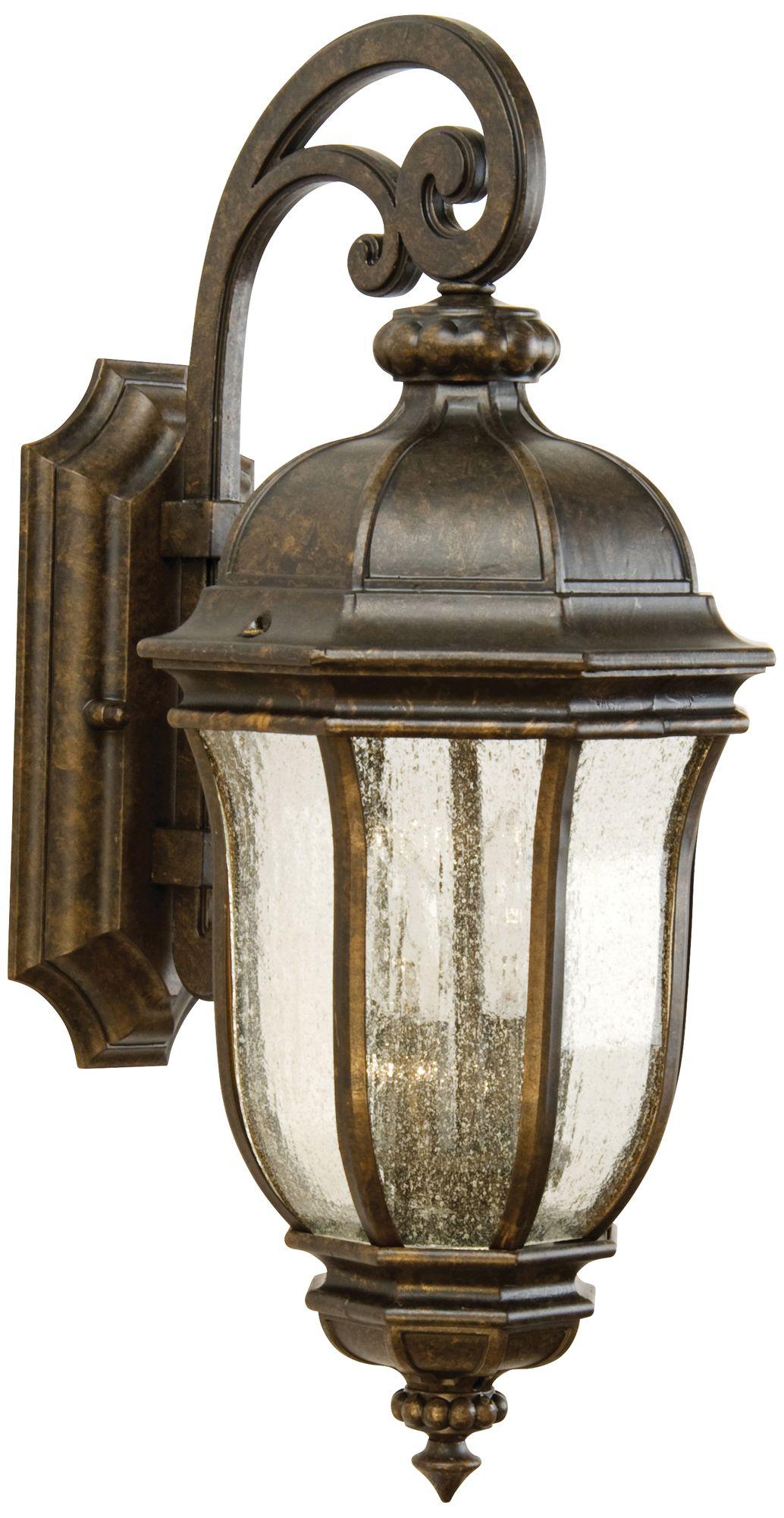 Harper 20 3/4  High Bronze Outdoor Wall Light  sc 1 st  L&s Plus & Craftmade Outdoor Lighting   Lamps Plus