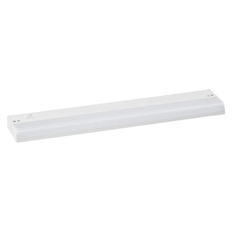 "CounterMax MX-L120-1K 18"" Wide White LED Under Cabinet Light"