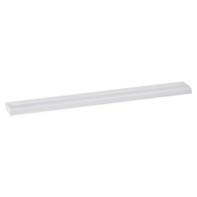 "CounterMax MX-L120-1K 30"" Wide White LED Under Cabinet Light"
