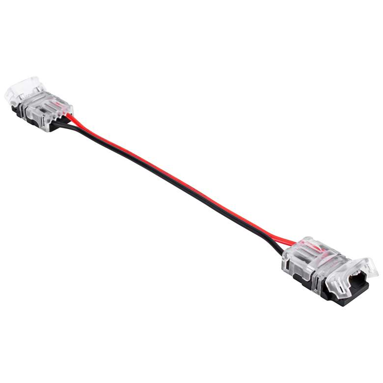 """Trulux IP54 6"""" Long 2-Pin Heavy Duty Snap Connector Kit"""