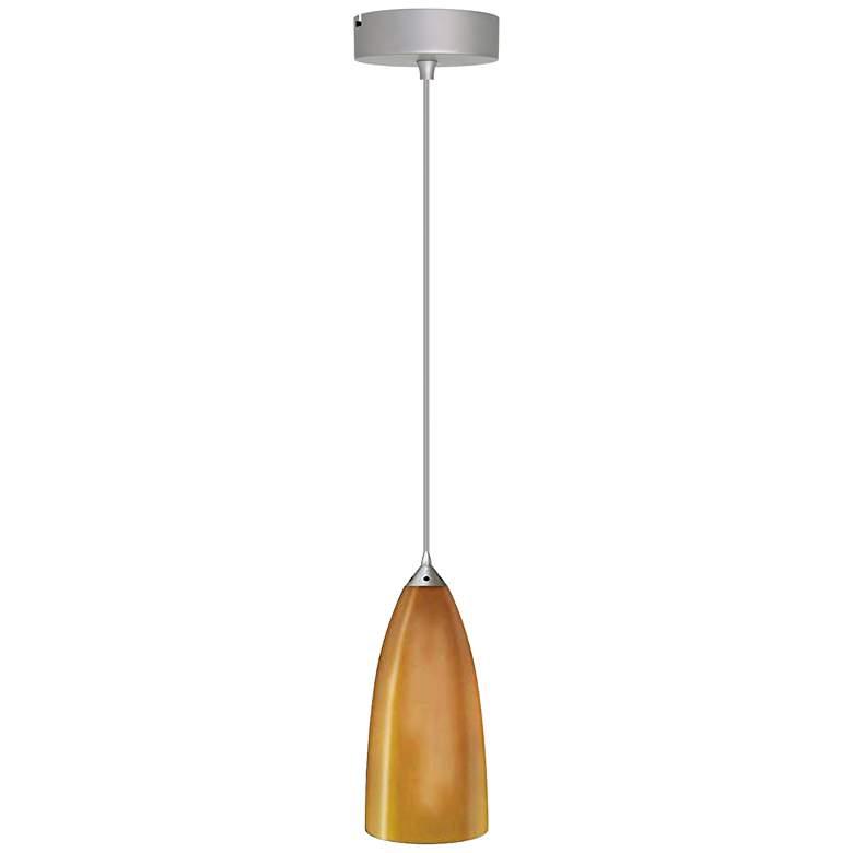 "Elco 3 1/2"" Wide Autumn Glass Freejack Mini"