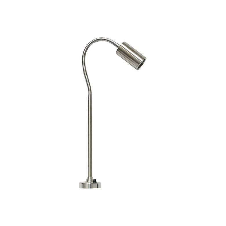 Threaded Cylinder Stainless Steel LED Flex Deck BBQ Light