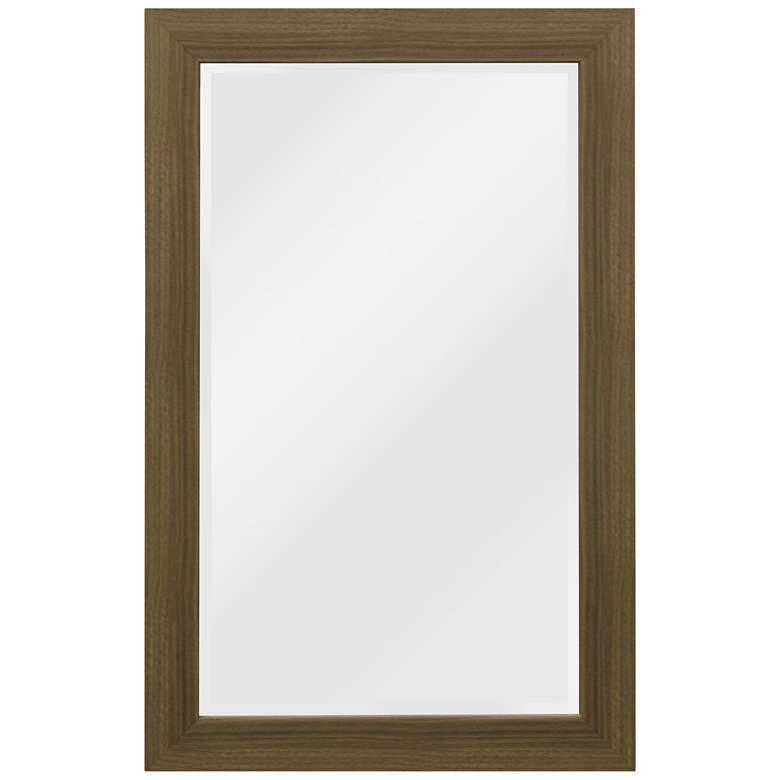 """Natural Wash Wood Framed 21 1/4"""" x 33"""