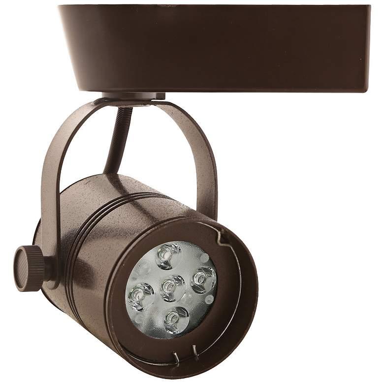 Elco LED Dutch Bronze 10 Watt Track Head