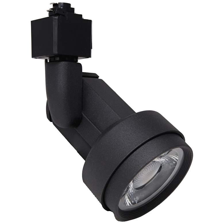 Elco LED Transom Black 17 Watt Track Head