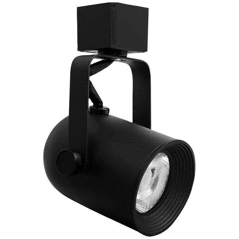 Elco LED Uni Black 8 Watt Track Head