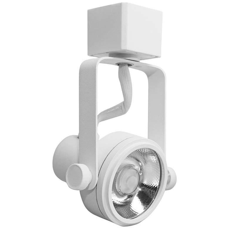 Elco LED Highpoint White 10 Watt Gimbal Track