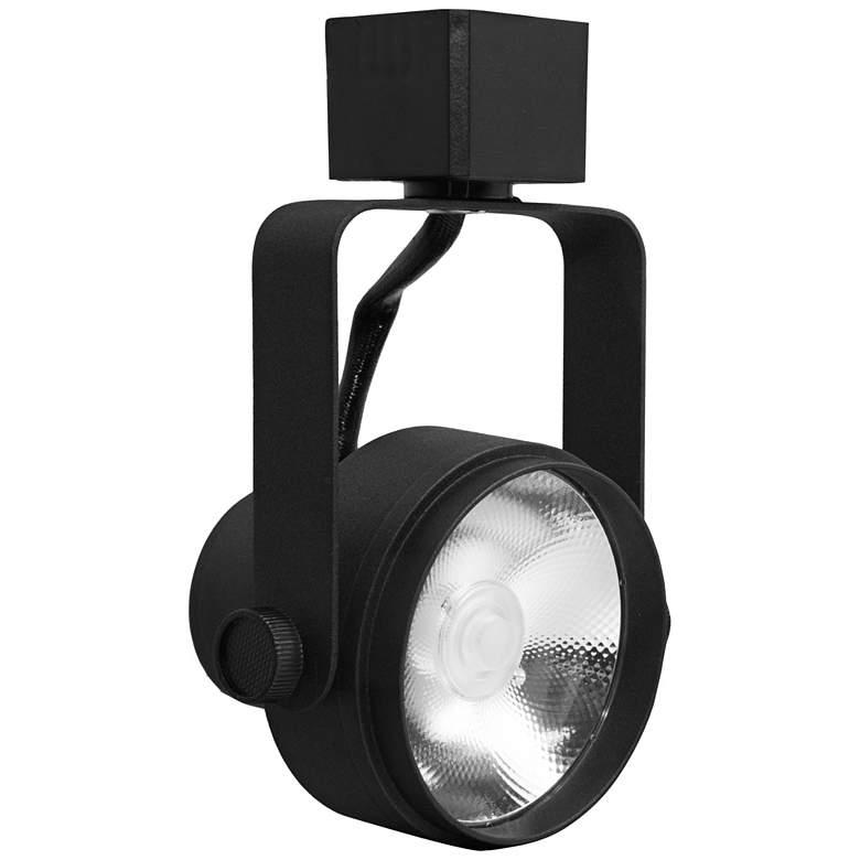 Elco LED Highpoint Black 15 Watt Gimbal Track Head