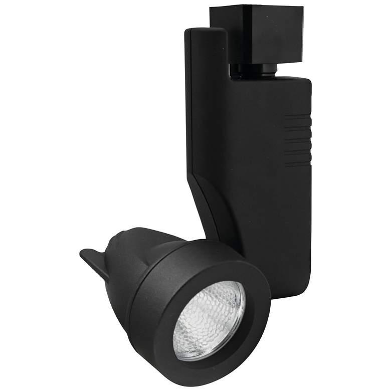 Elco LED Axle Black 10 Watt Track Head