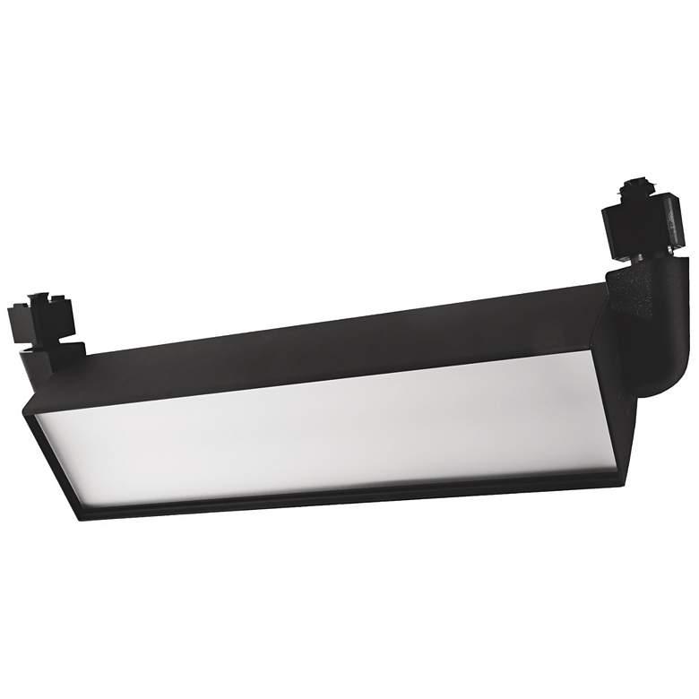 Elco LED Distell Black 60 Watt 3000K Wall
