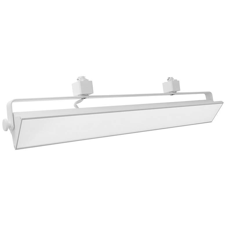Elco LED Pipe White 58 Watt 3000K Wall Washer Track Head