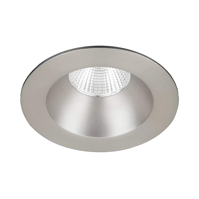 Oculux 2 Brushed Nickel Led Reflector Complete Recessed Kit