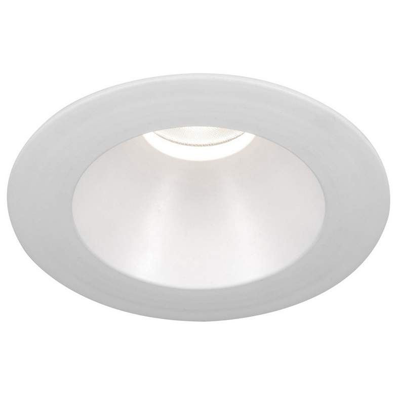 "Oculux 3 1/2"" White LED Dead Front Open Reflector Downlight"