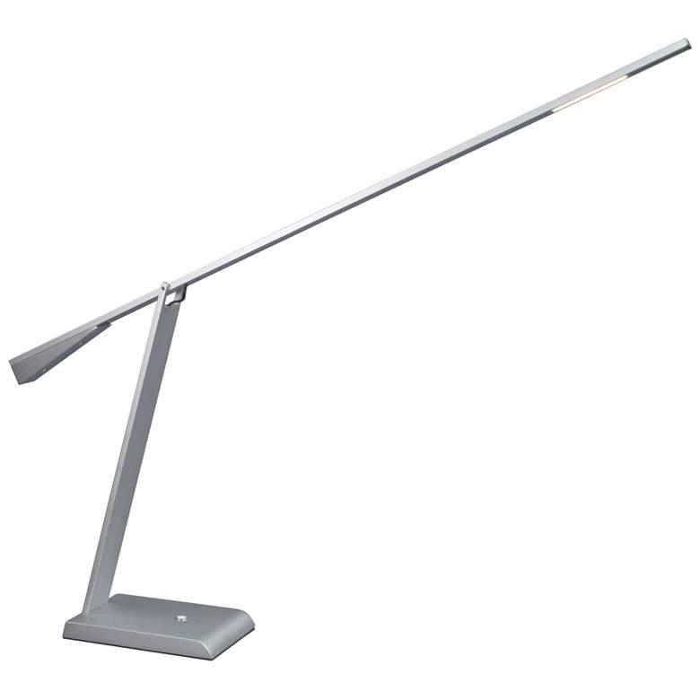 Lite Source Tanix Aluminum Balance Arm LED Desk Lamp