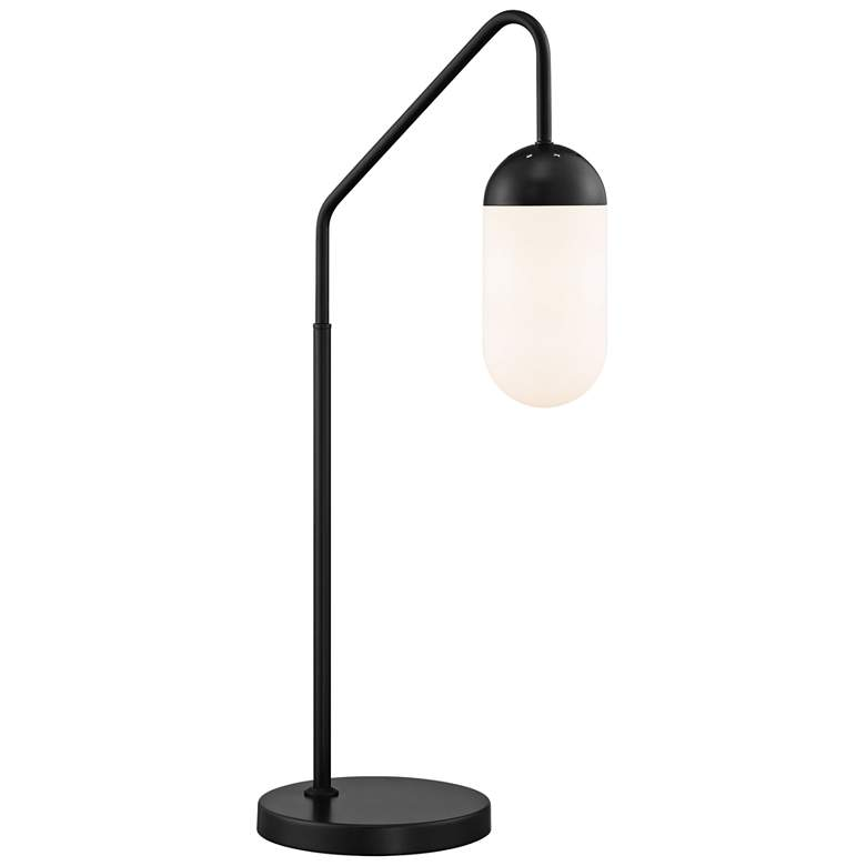 Lite Source Firefly Black Downbridge Desk Lamp