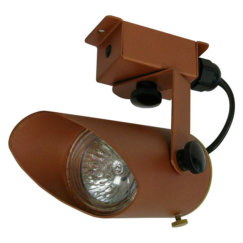 "Copper Bullet 2 1/4""W LED Outdoor Surface Mounted Spot Light"