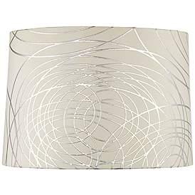 Print Pattern Lamp Shades Lamps Plus