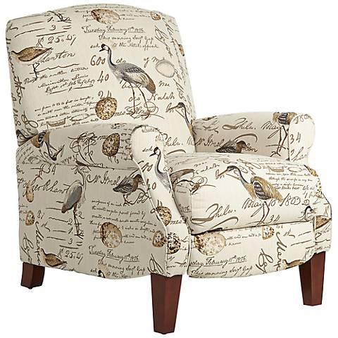 Birdsong 3-Way Recliner Chair