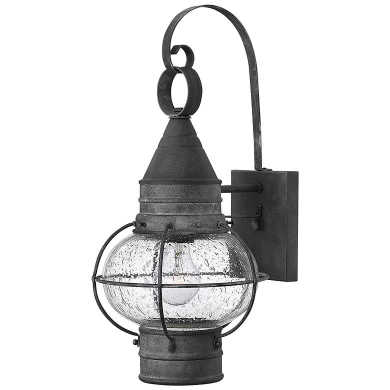 "Hinkley Cape Cod 18"" High Aged Zinc Outdoor"