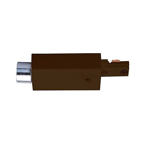 Juno Bronze Surface Conduit Electrical End Feed