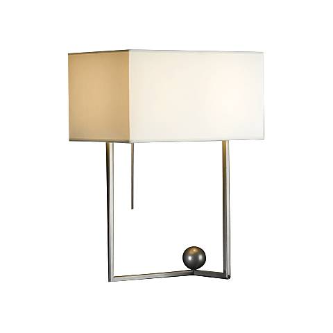 Hubbardton Forge Balance Steel Table Lamp