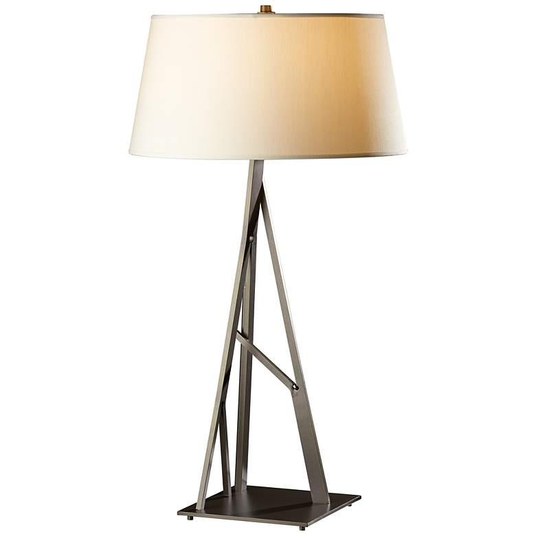 Hubbardton Forge Arbo Burnish Steel Table Lamp