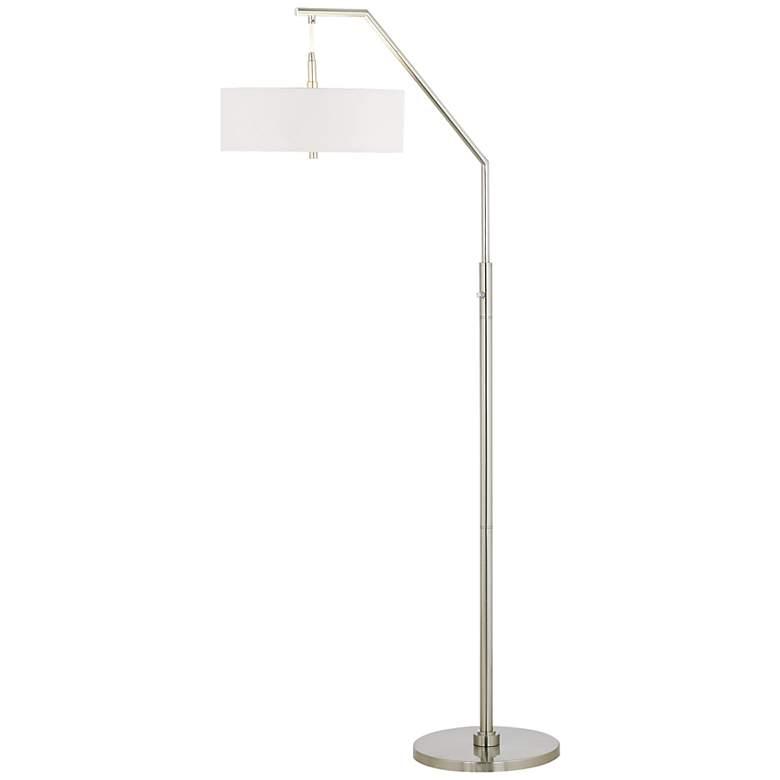 "Downbridge 71 1/2"" High Arc Floor Lamp"